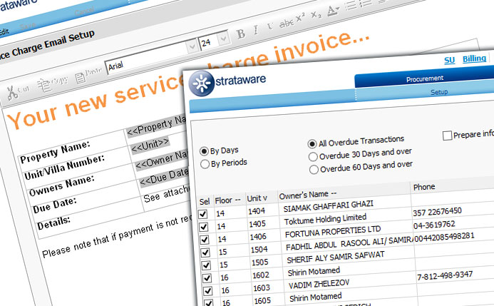 Powerful Invoicing